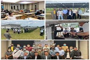 Career for the Future Academy จัดฝึกอบรมลักสูตรการตรวจสอบและบำรุงรักษาระบบผลิตไฟฟ้าจากพลังงานแสงอาทิตย์อย่างครบวงจร รุ่นที่ 6 (SCM6)