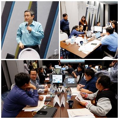 Career for The Future Academy จัดฝึกอบรมหลักสูตรฝึกอบรมเชิงปฏิบัติการ การจัดทำสถาปัตยกรรมระบบขององค์กร รุ่นที่ 5 (Enterprise Architecture Workshop: EAW5)